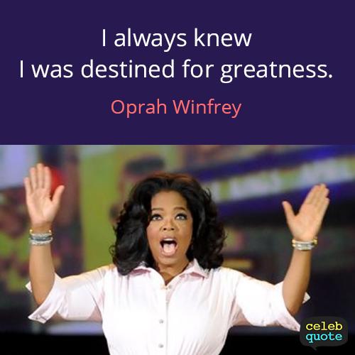 expository essay about oprah winfrey