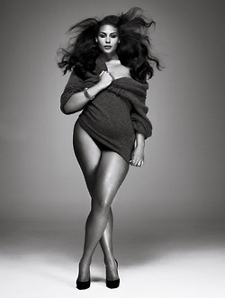 This is my body type. I love it! I have mastered how to rock curves with confidence..now let's figure out your type....